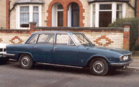 Picture of 1969 Triumph 2000, exterior