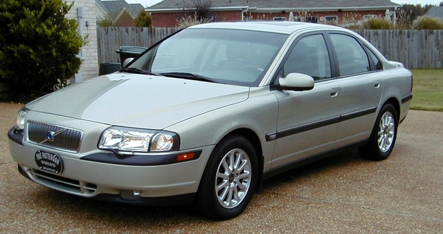 Picture of 2003 Volvo S80, exterior