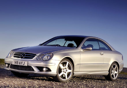 Picture of 2008 Mercedes-Benz CLK-Class