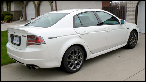 Acura TL Type S Driving impressions anyone?