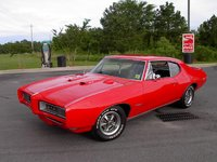1968 Pontiac GTO Picture Gallery