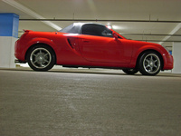 2003 Toyota MR2 Spyder 2 Dr STD Convertible picture, exterior