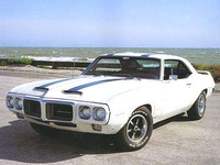 Picture of 1969 Pontiac Trans Am, exterior