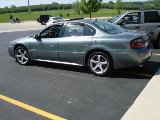 2003 Pontiac Bonneville Gxp Related Infomation
