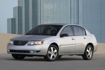 Picture of 2007 Saturn ION