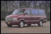 Picture of 1995 Chevrolet Astro Cargo Van 3 Dr STD Cargo Van Extended