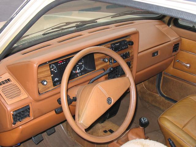 Picture of 1976 Volkswagen Rabbit, interior, gallery_worthy