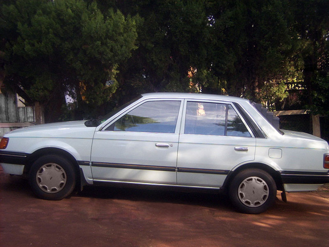 Picture of 1986 Ford Laser