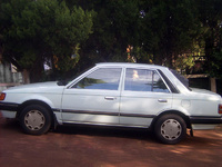 1986 Ford Laser Overview