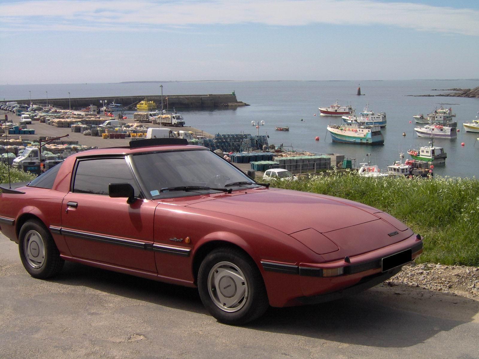 1986 Mazda Rx 7 Overview Cargurus