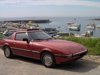 1986 Mazda RX-7 Picture Gallery
