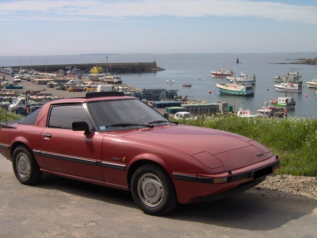 Picture of 1986 Mazda RX-7