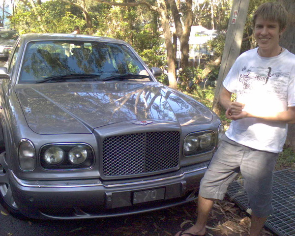Picture of 2006 Bentley Arnage, exterior, gallery_worthy