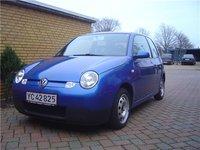 2003 Volkswagen Lupo Overview