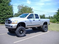Picture of 2006 Dodge Ram 2500 Laramie 4dr Quad Cab 4WD SB, exterior, gallery_worthy