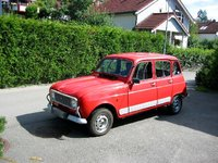 1983 Renault 4 Overview