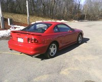 Picture of 1996 Ford Mustang GT Coupe, exterior