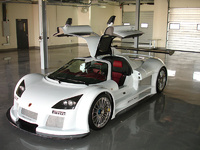 2005 Gumpert Apollo Overview