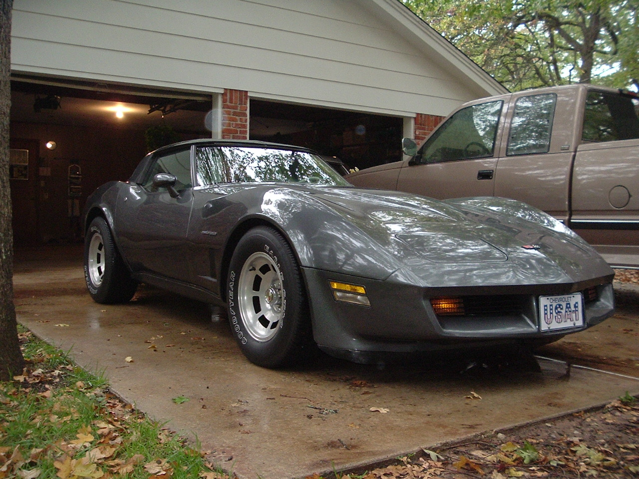 1982 Chevrolet Corvette Coupe picture, exterior