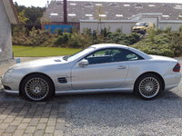 Picture of 2005 Mercedes-Benz SL-Class SL 55 AMG, exterior, gallery_worthy