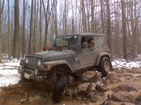 Picture of 1999 Jeep Wrangler, exterior, gallery_worthy