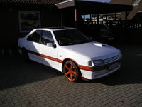 1987 Peugeot 405 Overview