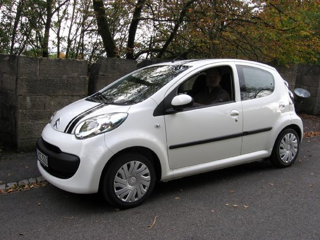 Picture of 2007 Citroen C1