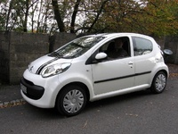 2007 Citroen C1 Overview