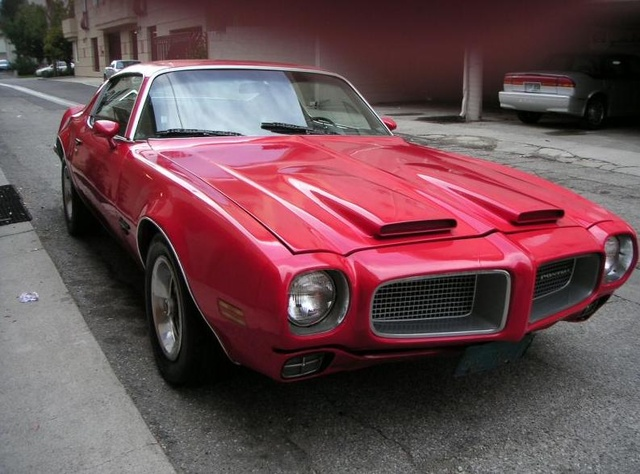 Picture of 1970 Pontiac Firebird, exterior, gallery_worthy