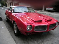 1970 Pontiac Firebird Picture Gallery