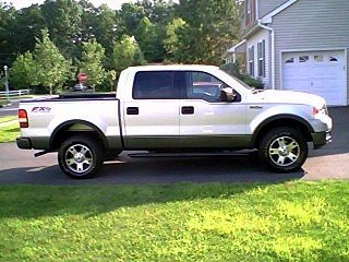 Picture of 2004 Ford F-150 FX4 SuperCrew 4WD