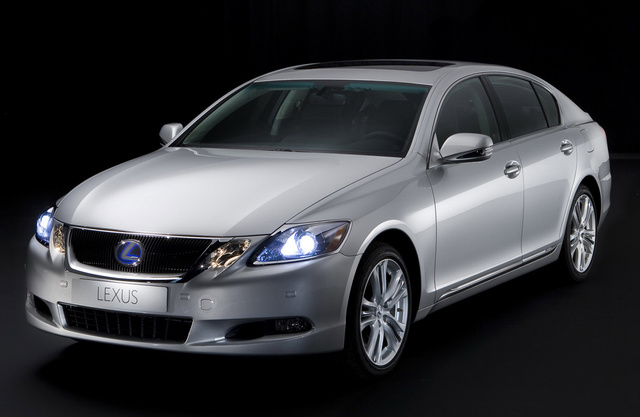 Picture of 2008 Lexus GS 460