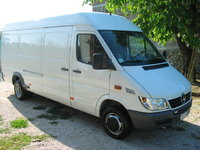2003 Mercedes-Benz Sprinter Overview