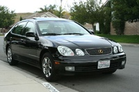 2001 Lexus GS 300 Base, 2001 Lexus GS 300 STD picture, exterior