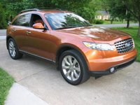 2005 Infiniti FX45 Overview