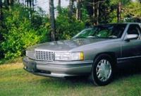 1996 Cadillac DeVille Concours Sedan, 1996 Cadillac DeVille 4 Dr Concours Sedan picture, exterior