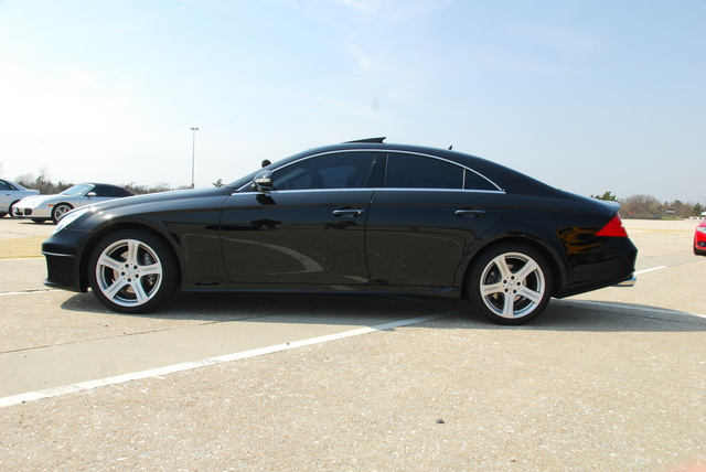 2007 mercedes benz cls class pictures cargurus for Mercedes benz cls 550 price