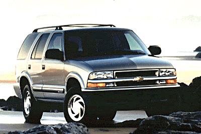 2000 Chevrolet Blazer - Exterior Pictures - CarGurus