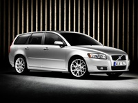 Picture of 2007 Volvo V50, exterior