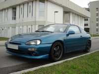 Picture of 1992 Mazda MX-3 2 Dr GS Hatchback, exterior