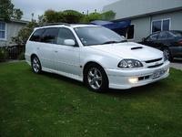 1996 Toyota Caldina Overview