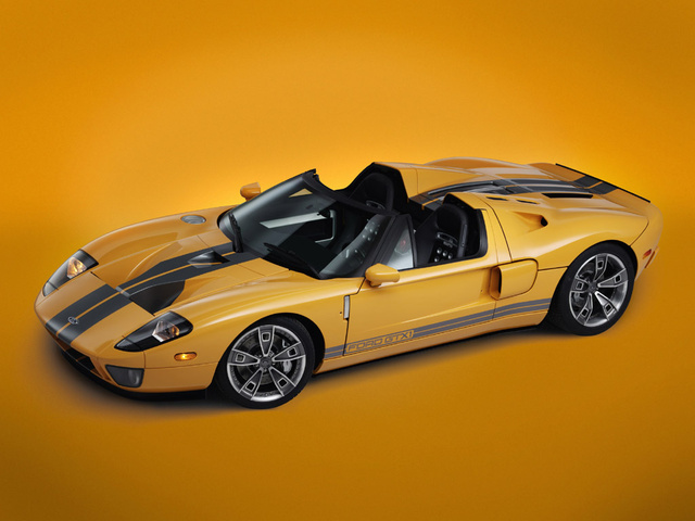 2005 Ford Gt Overview Cargurus