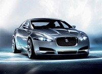 2009 Jaguar XF Supercharged picture, manufacturer, exterior