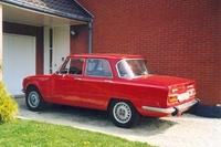 1977 Alfa Romeo Giulia Overview