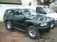 1994 Vauxhall Frontera Overview