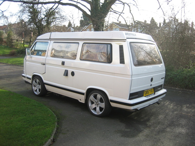 1990 Volkswagen Vanagon - Information and photos - MOMENTcar