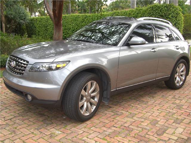Picture of 2004 Infiniti FX35 AWD