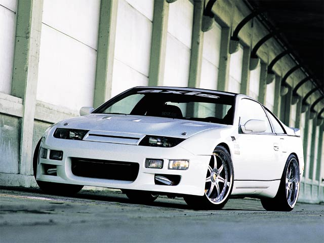 Picture of 1996 Nissan 300ZX 2 Dr Turbo Hatchback, exterior