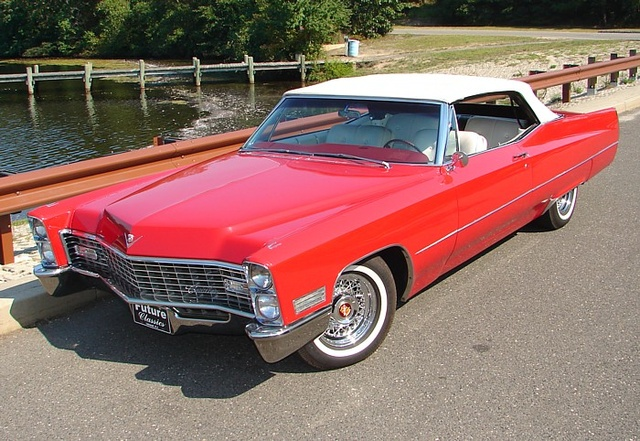 Picture of 1967 Cadillac DeVille, gallery_worthy