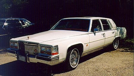 Picture of 1989 Cadillac Brougham, gallery_worthy